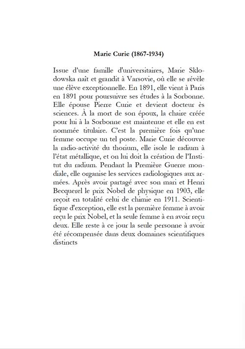 """""""Les Défis du 21e siècle"""" par Sarah Sauquet - L'Engagement"""