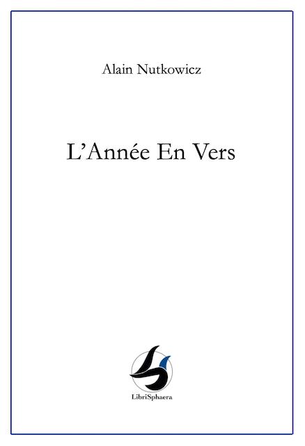 Alain Nutkowicz - L'Année En Vers