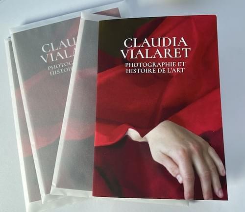 Claudia Vialaret - JEAN-BAPTISTE (version LIVRET et 5 TIRAGES sous ÉCRIN)