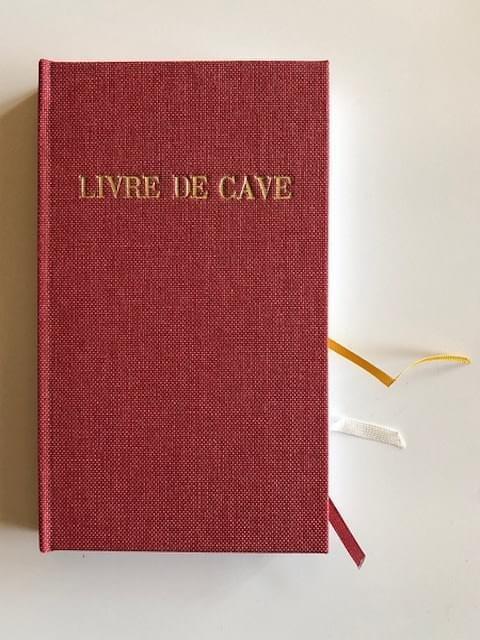 LIVRE DE CAVE