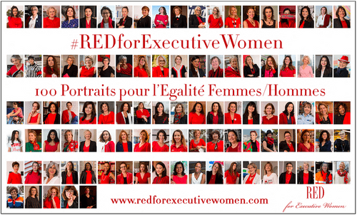 Gaël Dupret - RED for Executive Women® *