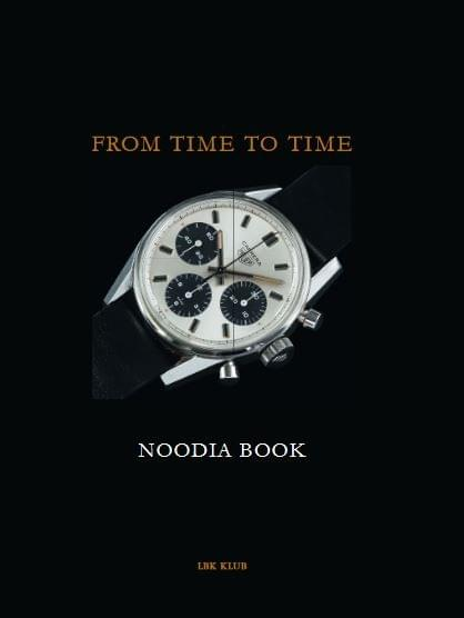 FROM TIME TO TIME NOODIA BOOK - LBK KLUB