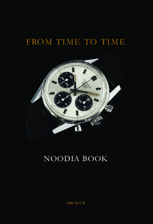 NOODIA BOOK - From Time to Time