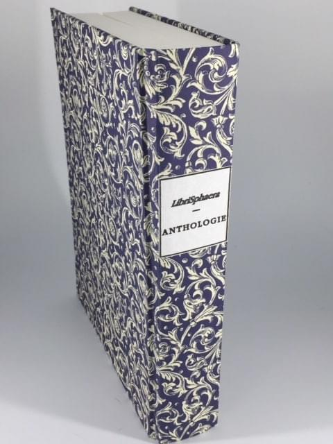 PERSONALIZED ANTHOLOGY (PAPERBOARD AND HALF LEATHER)