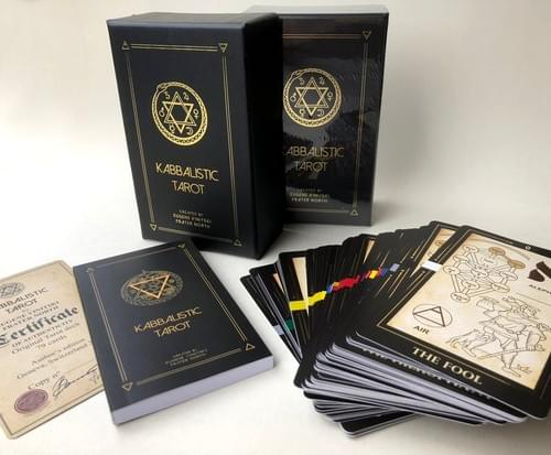 Special offer! The set of three Occult Divination decks.