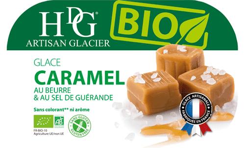 39099 Glace Caramel BIO