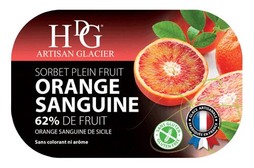 39074 Orange Sanguine