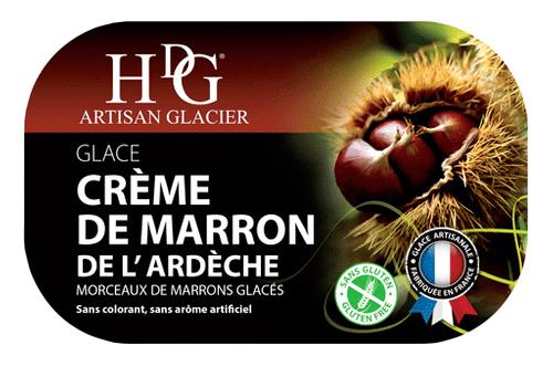 39010 Crème de Marron de l'Ardèche