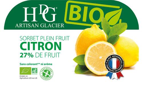 39093 Sorbet Citron BIO