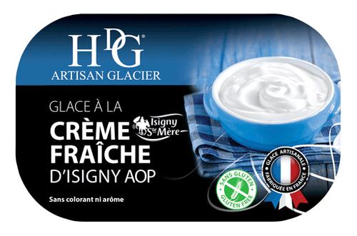 39022 Crème Fraîche d'Isigny AOP