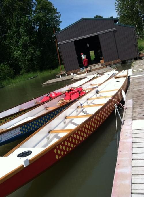 Dragon Boating Dues