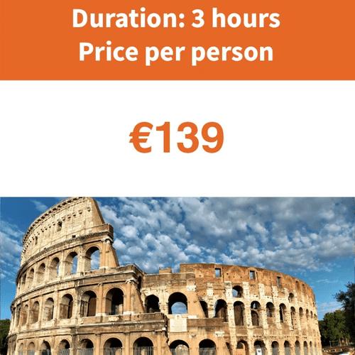ROME HIGHLIGHTS 3HR VESPA TOUR