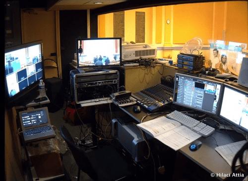 Prestation Tournage, Prise de vue, direct streaming