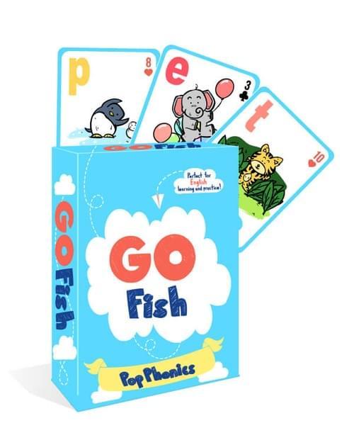 Go Fish Cards