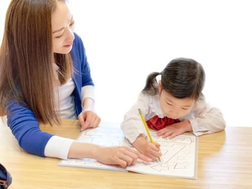Rainbow Tracing  (Coloring Book for Handwriting Practice)