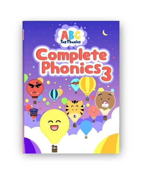 Complete Phonics 3