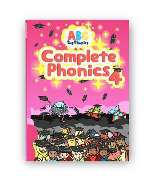 Complete Phonics 4