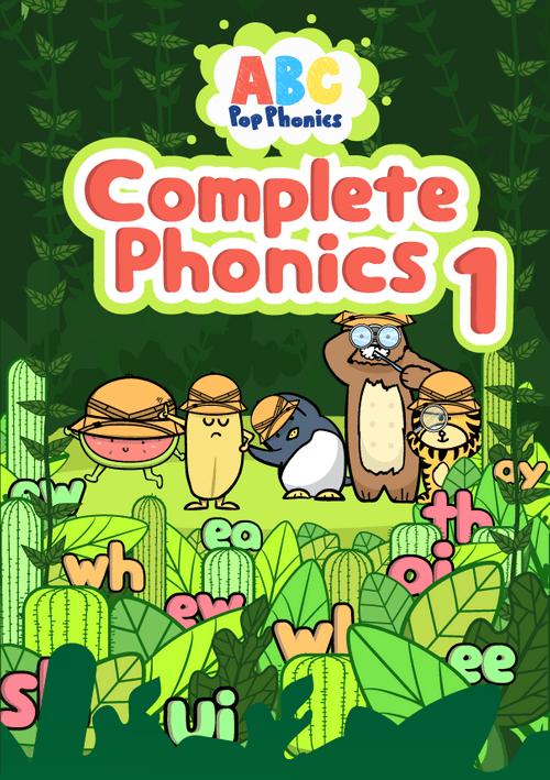 Complete Phonics 1