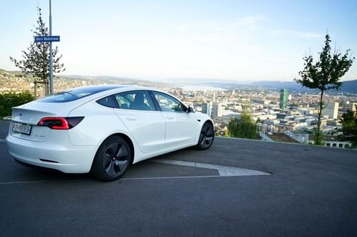 2020 Tesla Model 3 - Perla - free from August 16th