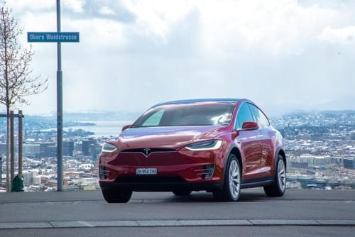 2021 Model X Long Range Plus - Venus - available from May 17th