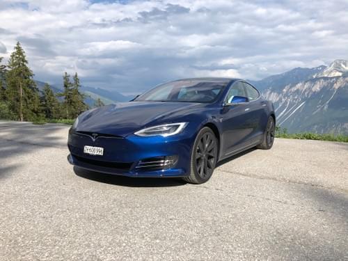 2020 Tesla Model S Long Range - Pluto - available immediately