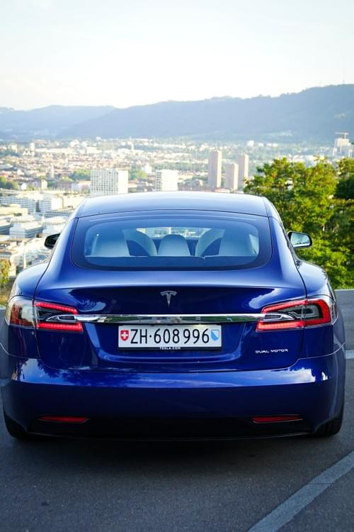 2020 Tesla Model S Long Range - Pluto - available from August 16th