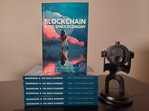 Limited Edition: Blockchain & The Space Economy #Alpha0