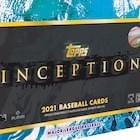 INCEPTION BASEBALL 2021