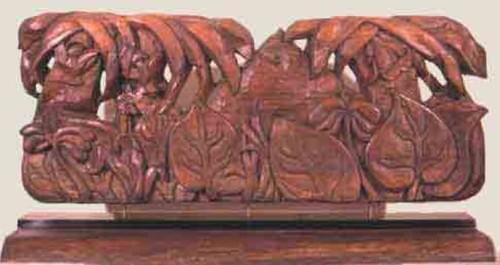 """""""After The Flood"""" Sculpture #121"""