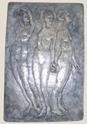 """Three Graces"" Outdoor Sculpture #164"
