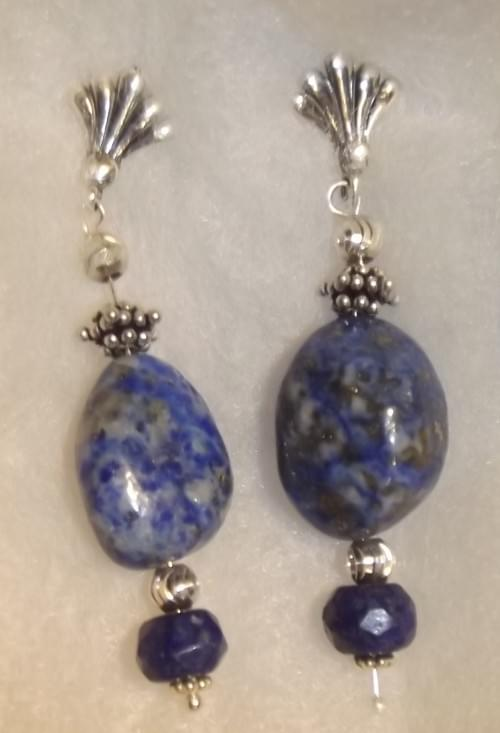 2300 Lapis Earrings