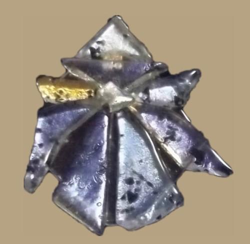 Bouquet brooch / pendant #2221