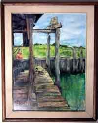 """""""Hem's Dock- Barnegat"""""""