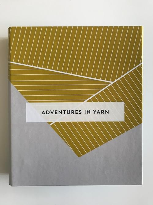 Adventures in Yarn – Printed organiser to fit A5