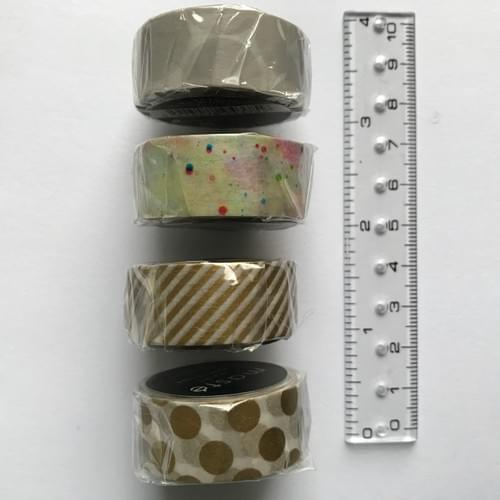 Washi tape (Masté)