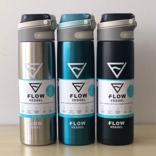 Flow Vessel - original (trio)