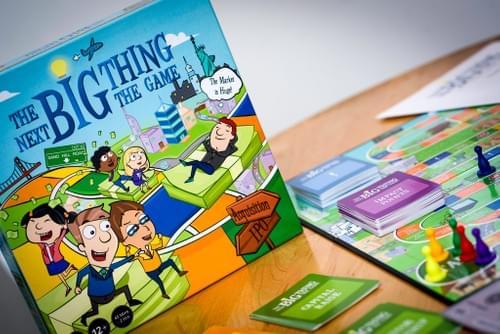 The Next Big Thing: The Game of Entrepreneurship