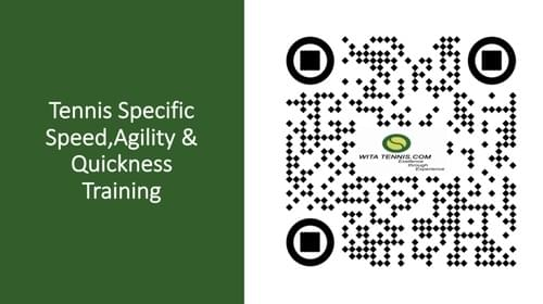 S & C/ SAQ Tennis Specific Training & Tennis Specific Fitness Testing- Remote Virtual Consultations