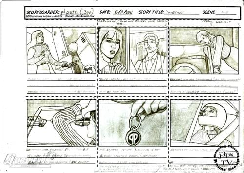 STORYBOARD (in USD per hour)