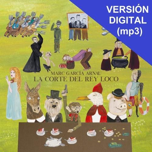 La corte del rey loco (MP3)