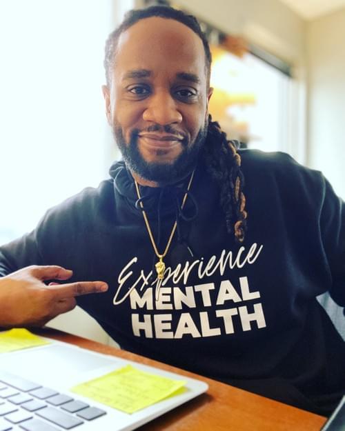Experience Mental Health Hoodie