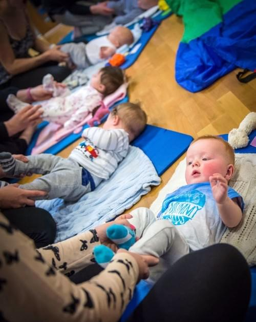 BabyBeats PLUS Wakefield Summer Term