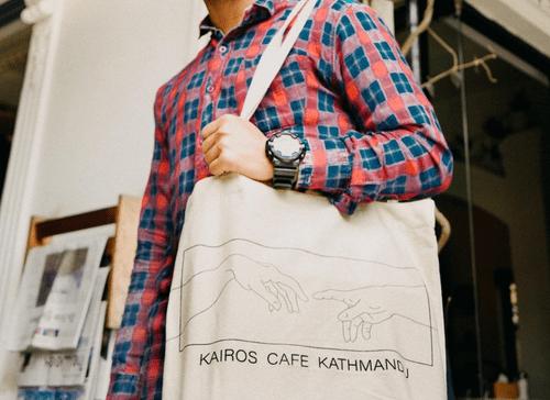 Kairos Tote Bag