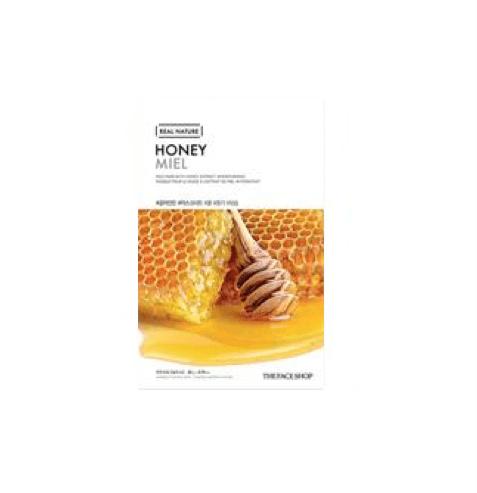 [The Face Shop] Real Nature Maske - Honey