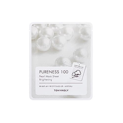 [Tonymoly] Pureness 100 Pearl Mask Sheet