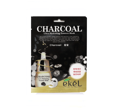 [Ekél] Ultra Hydrating Essence Mask - Charcoal