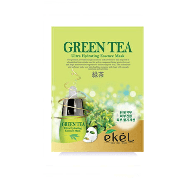 [Ekél] Ultra Hydrating Essence Mask - Green Tea