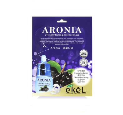 [Ekél] Ultra Hydrating Essence Mask - Aronia