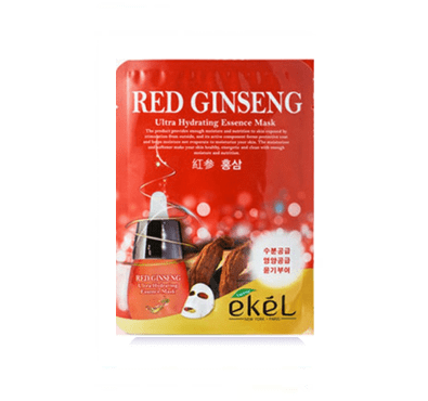 [Ekél] Ultra Hydrating Essence Mask - Roter Ginseng