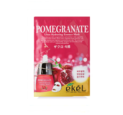 [Ekél] Ultra Hydrating Essence Mask - Granatapfel